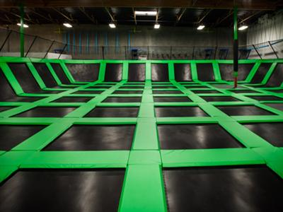 trampoline place