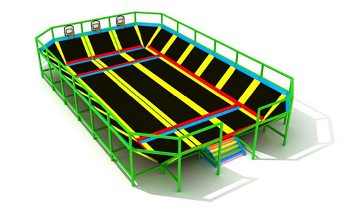 trampoline fun center