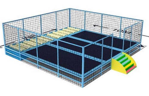 trampoline play centre