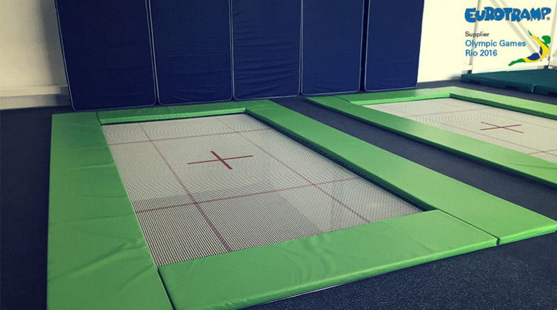 trampoline park suppliers